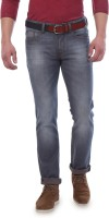 Van Heusen Jeans (Men's) - Van Heusen Regular Men's Grey Jeans