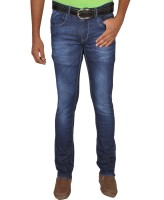 Trigger Jeans (Men's) - Trigger Slim Men's Blue Jeans(Pack of 2)