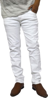 Lawson Skinny Fit Men's White Jeans
