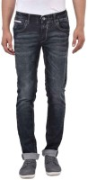 Blue Buddha Jeans (Men's) - Blue Buddha Skinny Men's Black Jeans