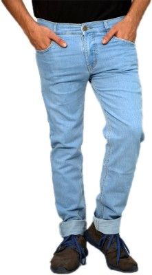 Ave Slim Fit Men's Light Blue Jeans