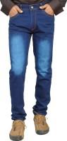 American Gangsta Jeans (Men's) - AMERICAN GANGSTA Slim Men's Dark Blue Jeans