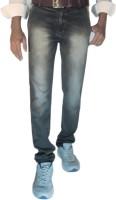 Plounge Jeans (Men's) - PLOUNGE Slim Men's Light Blue, Dark Blue, Black Jeans