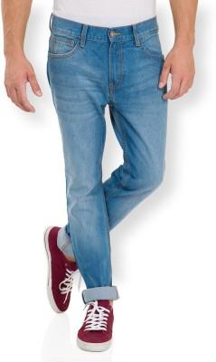 HIGHLANDER Slim Fit Men's Dark Blue Jeans