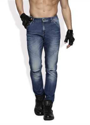 Roadster Slim Mens Blue Jeans