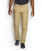 Hox Jeans (Men's) - Hox Regular Men's Gold Jeans