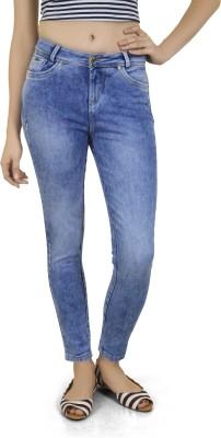 Xpose Slim Women's Light Blue Jeans at flipkart