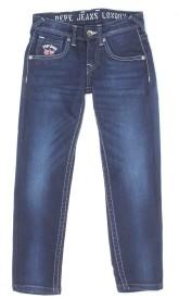 Pepe Jeans Slim Boys Dark Blue Jeans