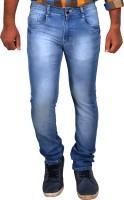Dynamic Culture Jeans (Men's) - Dynamic Culture Slim, Regular Men's Blue Jeans