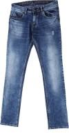 Erdferkel And Wobbegong Jeans (Men's) - Erdferkel and Wobbegong Slim Men's Blue Jeans