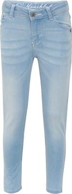 FS Mini Klub Regular Fit Girl,s Blue Jeans