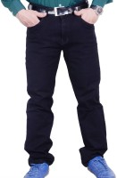First Row Jeans (Men's) - First Row Regular Men's Black Jeans