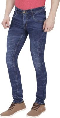 BLACKCITY Regular Fit Men's Blue Jeans