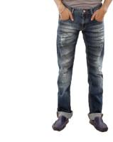 Spike Denim Co Jeans (Men's) - Spike Denim Co Slim Men's Blue Jeans