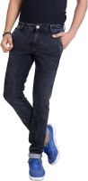 Fashion Stylus Jeans (Men's) - Fashion Stylus Slim Men's Black Jeans