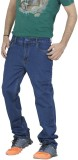 CLAIM Regular Men's Blue Jeans