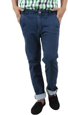 BlueTeazzers Regular Fit Men's Dark Blue Jeans