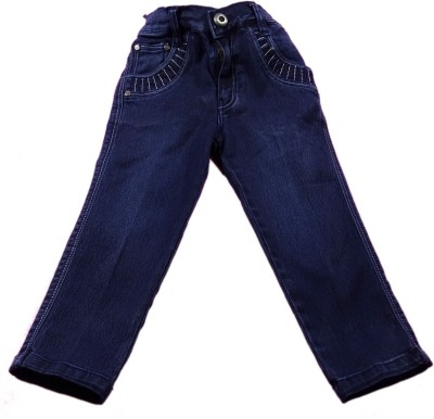 Boyhood Slim Fit Boy's Blue Jeans