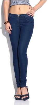 Ethiculture Slim Fit Women,s Blue Jeans