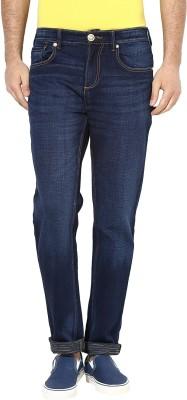 mcj regular Fit Men's Dark Blue Jeans