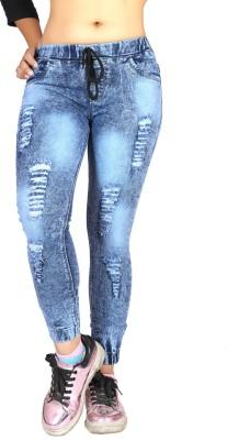 knight vogue skinny Fit Women's Light Blue Jeans
