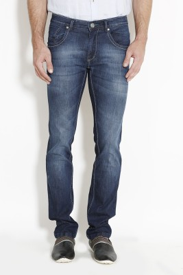 SIN Slim Fit Men's Dark Blue Jeans