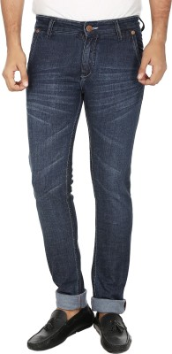 Regale Slim Fit Men's Blue Jeans