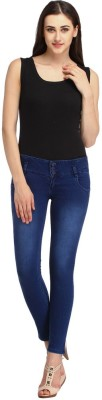 Cali Republic Skinny Fit Women's Blue Jeans