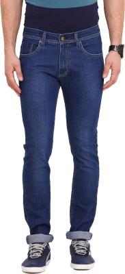 Dais Regular Fit Men's Dark Blue Jeans