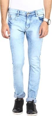 Urban Navy Slim Fit Men's Light Blue Jeans