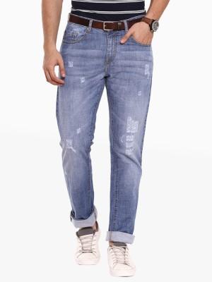 American Swan Slim Fit Men's Blue Jeans