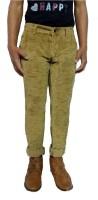 Atleee Jeans (Men's) - Atleee Regular Men's Brown Jeans