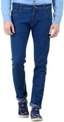 StyloFashionGarments Slim Fit Men's Blue Jeans