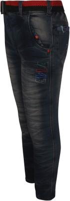 Jazzup Regular Fit Boy's Grey Jeans