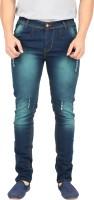 Oniva Jeans (Men's) - Oniva Slim Men's Dark Blue, Light Blue Jeans