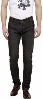 Flutter Jeans (Men's) - Flutter Slim Men's Black Jeans