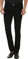 Alan Woods Jeans (Men's) - Alan Woods Slim Men's Black Jeans