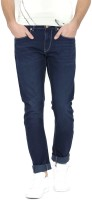 Hrx By Hrithik Roshan Jeans (Men's) - HRX by Hrithik Roshan Regular Men's Dark Blue Jeans