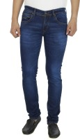 Monteleo Jeans (Men's) - Monteleo Regular Men's Dark Blue Jeans