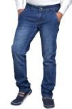 American Indigo Slim Men's Blue Jeans