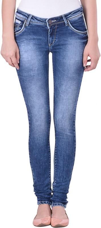 Hoffmen Skinny Women's Blue Jeans