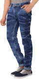 WineGlass Regular Men's Blue Jeans