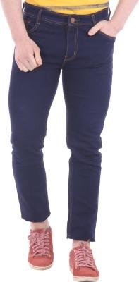 Mint Evolution Slim Fit Men's Blue Jeans