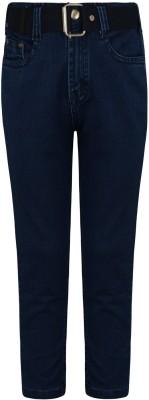 Jazzup Regular Fit Boy's Blue Jeans
