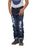 Yk Regular Boys Blue Jeans