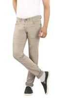 Pecos Bill Jeans (Men's) - Pecos Bill Slim Men's Beige Jeans