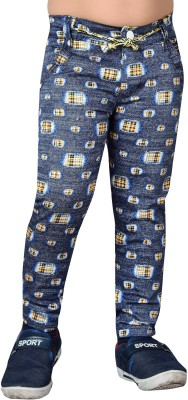 AJ Dezines Slim Baby Boys Yellow Jeans