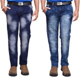 British Terminal Slim Men's Blue Jeans (...