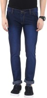 Jeans (Men's) - Esha's Slim Men's Multicolor Jeans(Pack of 11)