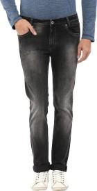 Mufti Regular Men's Black Jeans